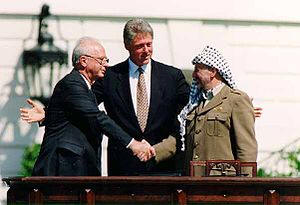 1993 Peace agreement