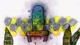 Clouds around the throne in heaven. The Cherub/Baal Balance Bible Code.