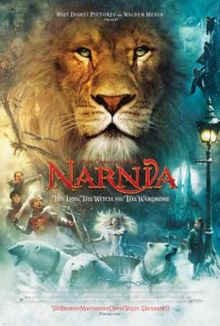 "Walt Disney Studios: ""Narnia: The Lion, the Witch, and the Wardrobe""."